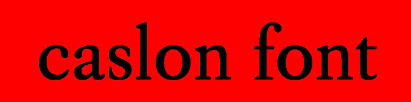 線上英文卡斯龍字型生成器,快速將英文字轉換成英文卡斯龍字型 ,系統支援WIN+MAC蘋果系統