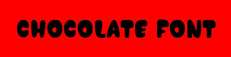 線上英文巧克力字型生成器,快速將英文字轉換成英文巧克力字型 ,系統支援WIN+MAC蘋果系統