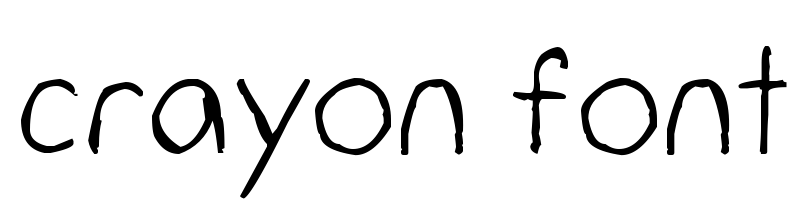 線上英文蠟筆字型生成器,快速將英文字轉換成英文蠟筆字型 ,系統支援WIN+MAC蘋果系統