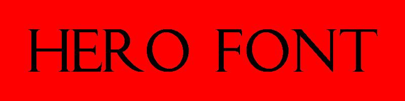 線上英文英雄字型生成器,快速將英文字轉換成英文英雄字型 ,系統支援WIN+MAC蘋果系統