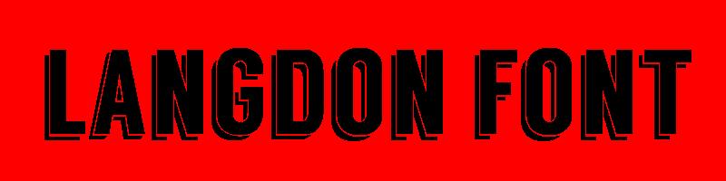 線上英文蘭登字型生成器,快速將英文字轉換成英文蘭登字型 ,系統支援WIN+MAC蘋果系統