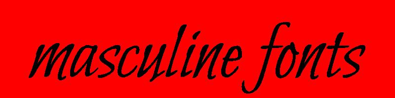 線上英文男性化字體生成器,快速將英文字轉換成英文男性化字體 ,系統支援WIN+MAC蘋果系統