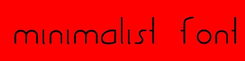 線上英文極簡主義字體生成器,快速將英文字轉換成英文極簡主義字體 ,系統支援WIN+MAC蘋果系統