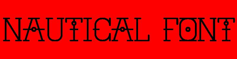 線上英文航海字型生成器,快速將英文字轉換成英文航海字型 ,系統支援WIN+MAC蘋果系統