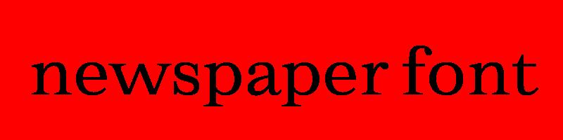 線上英文報紙字體生成器,快速將英文字轉換成英文報紙字體 ,系統支援WIN+MAC蘋果系統