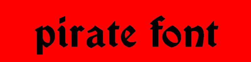 線上英文海盜字型生成器,快速將英文字轉換成英文海盜字型 ,系統支援WIN+MAC蘋果系統