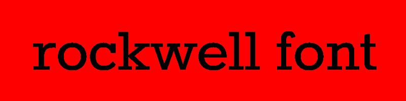 線上英文羅克韋爾字型生成器,快速將英文字轉換成英文羅克韋爾字型 ,系統支援WIN+MAC蘋果系統