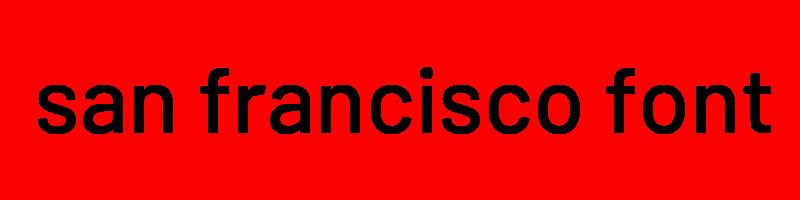 線上英文舊金山字體生成器,快速將英文字轉換成英文舊金山字體 ,系統支援WIN+MAC蘋果系統