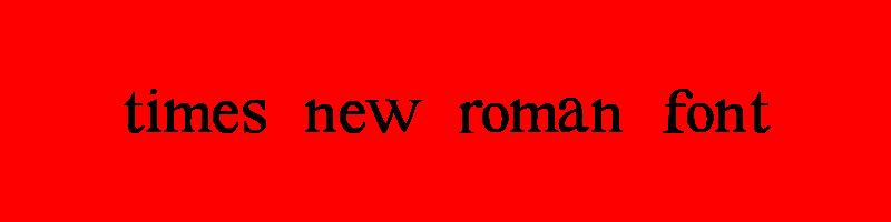 線上英文新羅馬字型生成器,快速將英文字轉換成英文新羅馬字型 ,系統支援WIN+MAC蘋果系統