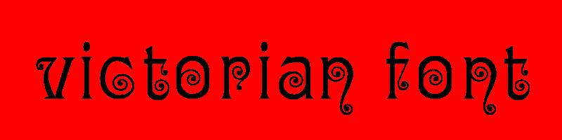 線上英文維多利亞時代字型生成器,快速將英文字轉換成英文維多利亞時代字型 ,系統支援WIN+MAC蘋果系統